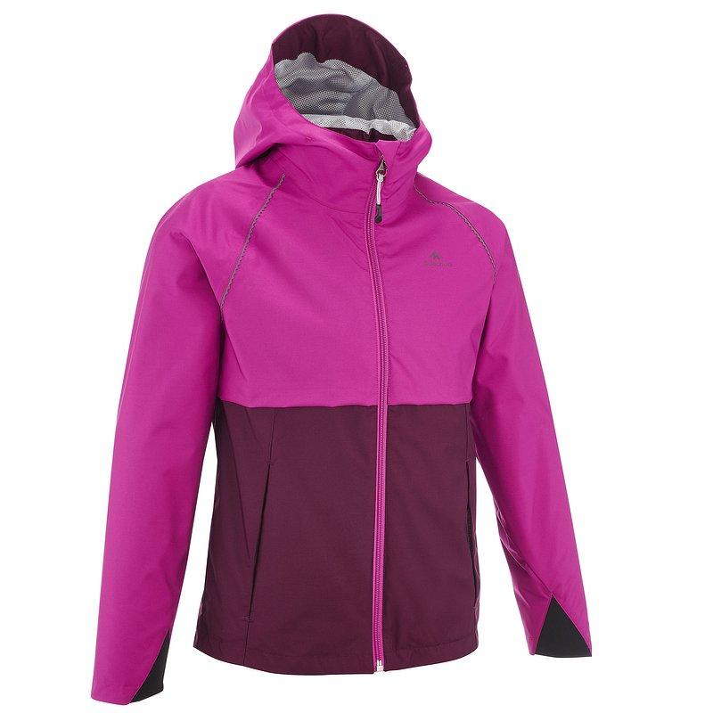 Decathlon, kurtka turystyczna dla dziewczynek Quechua, 79,99 PLN.jpg