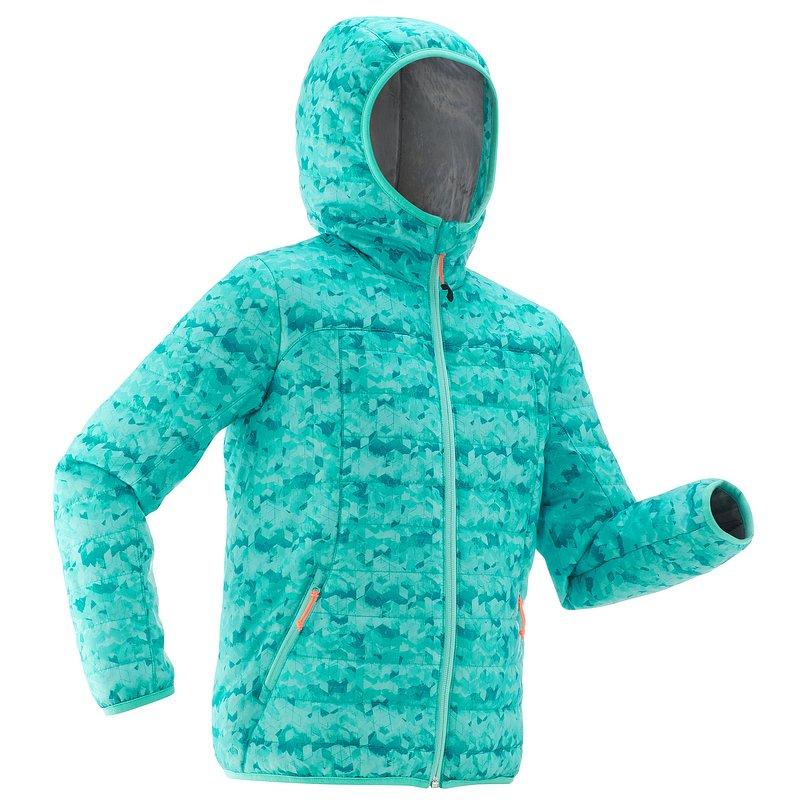 Decathlon, kurtka turystyczna dla dziewczynek Quechua, 79,99 PLN (3).jpg