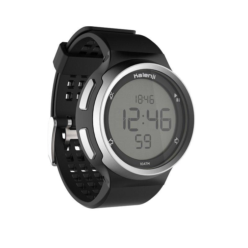 Decathlon, zegarek sportowy Timer W900 M Swip męski Kalenji, 99,99 PLN.jpg