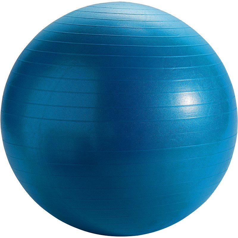 Decathlon, piłka swiss ball medium Domyos, 34,99 PLN.jpg