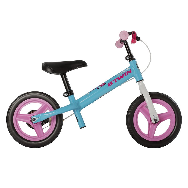 Decathlon, rowerek biegowy run ride dla dzieci B'Twin, 199,99 PLN (2).jpg