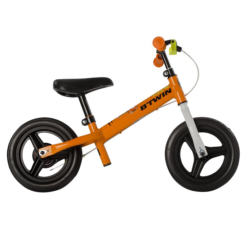 Decathlon, rowerek biegowy run ride dla dzieci B'Twin, 199,99 PLN.jpg