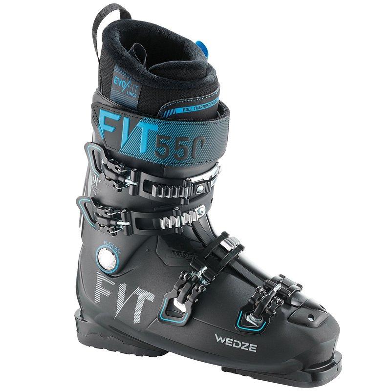 Decathlon, buty narciarskie boot fit 550 męskie Wed'ze, 649,99 PLN (2).jpg