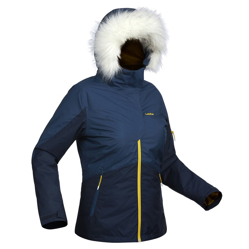 Decathlon, kurtka narciarska damska Wed'ze, 169,99 PLN (2).jpg