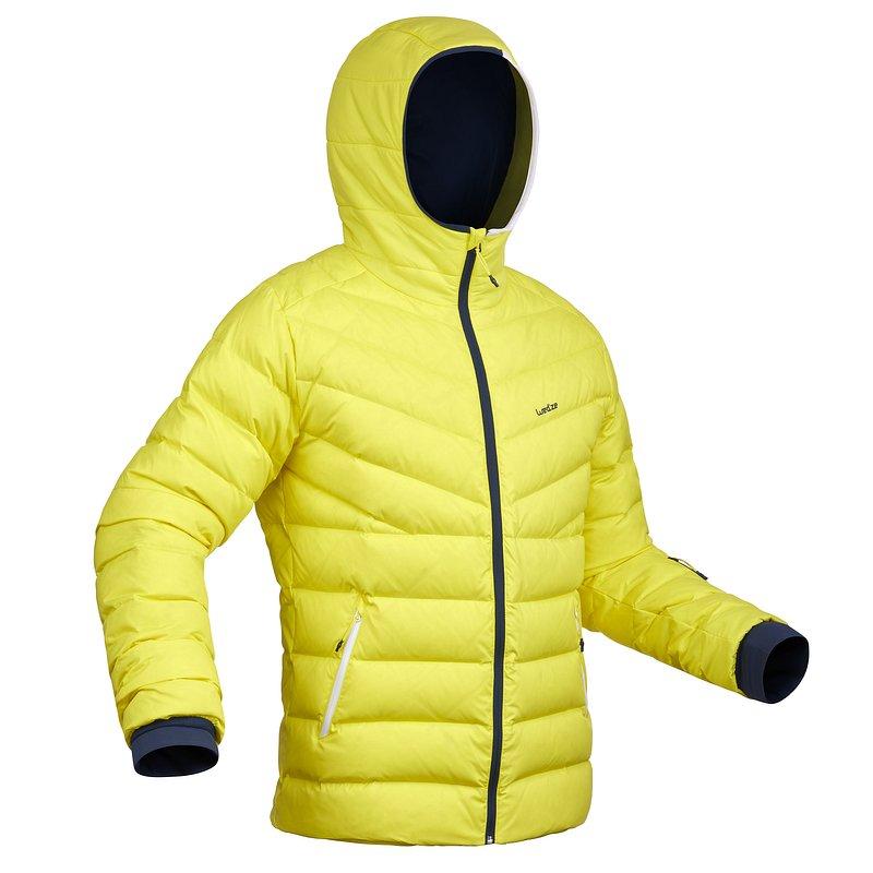 Decathlon, kurtka narciarska Ski-P JKT 500 warm męska Wed'ze, 299,99 PLN (2).jpg