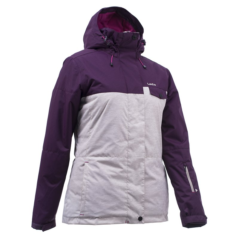Decathlon, kurtka snowboardowa i narciarska damska Wed'ze, 199,99 PLN (2).jpg