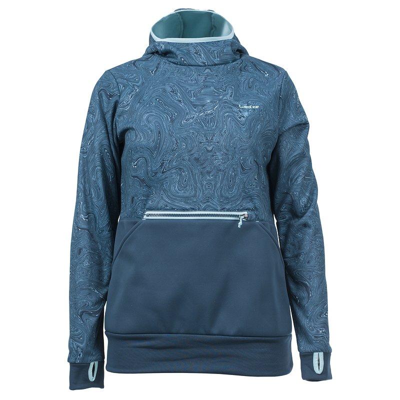 Decathlon, bluza snowboardowa i narciarska damska Wed'ze, 129,99 PLN.jpg