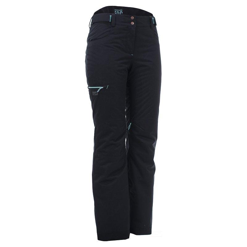Decathlon, spodnie snowboardowe i narciarskie damskie Wed'ze, 299,99 PLN (2).jpg