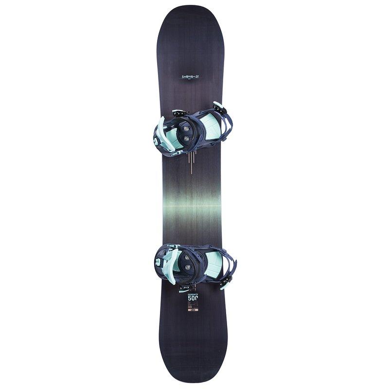 Decathlon, zestaw snowboardowy trasa & freeride serenity 500 damski Wed'ze, 999,99 PLN (2).jpg
