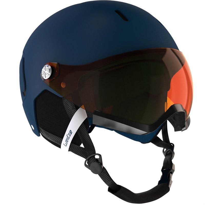 Decathlon, kask narciarski lub snowboardowy  feel 150 S2 Wed'ze, 199,99 PLN (2).jpg