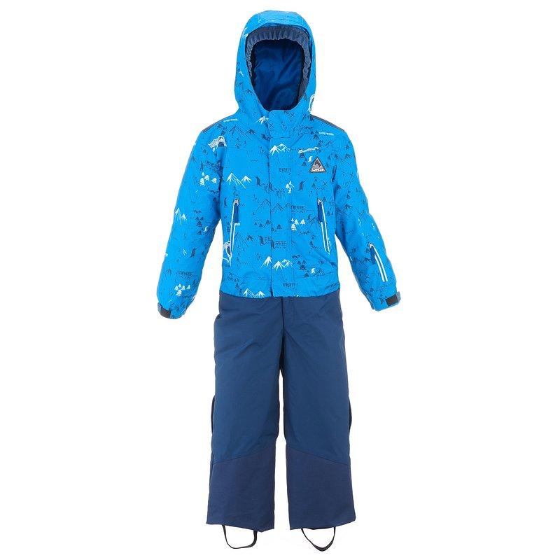 Decathlon, kombinezon narciarski Ski-P suit 500 PNF dla dzieci Wed'ze, 199,99 PLN.jpg