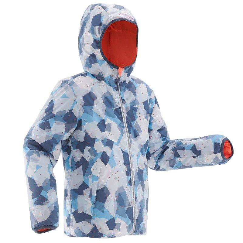 Decathlon, kurtka narciarska Ski-P 100 warm Reverse dla dzieci Wed'ze, 129,99 PLN.jpg