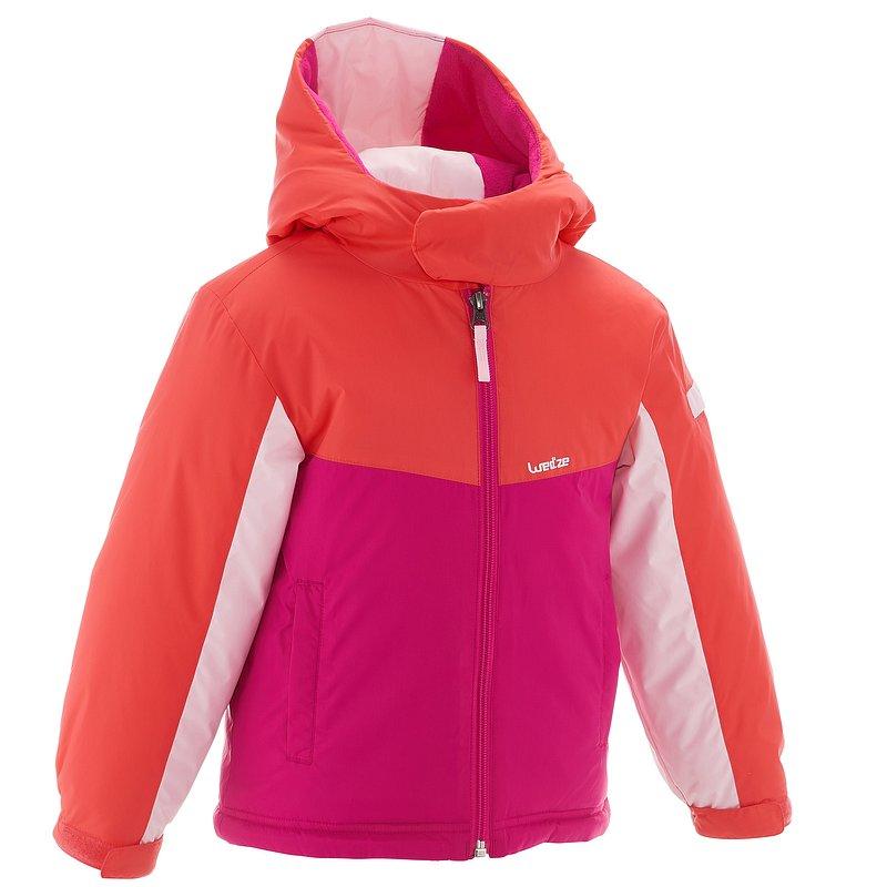 Decathlon, kurtka narciarska dla dzieci Wed'ze, 69,99 PLN.jpg
