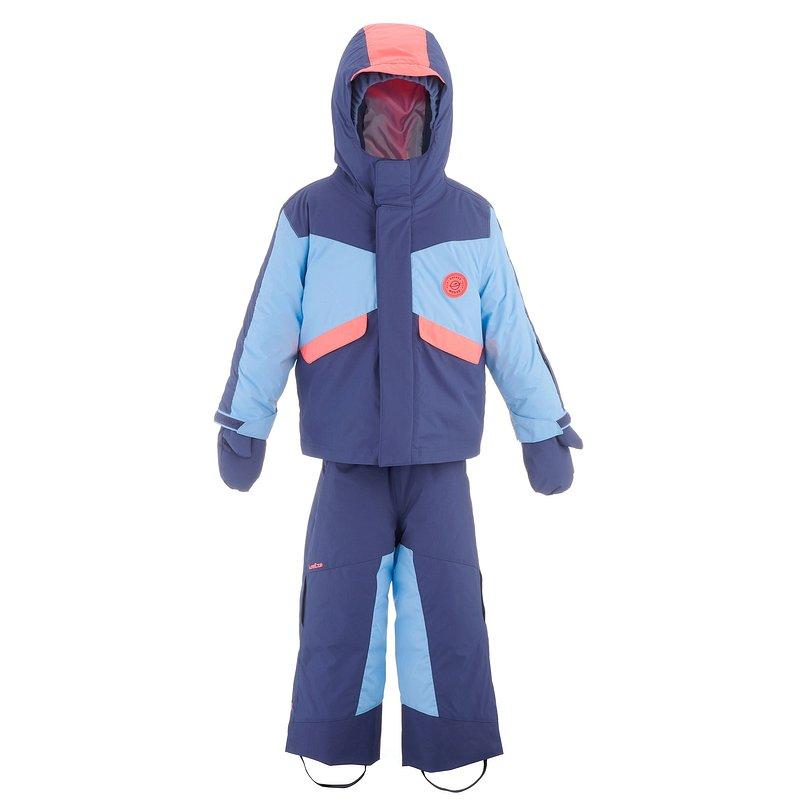 Decathlon, komplet narciarski dla dzieci Wed'ze, 249,99 PLN.jpg