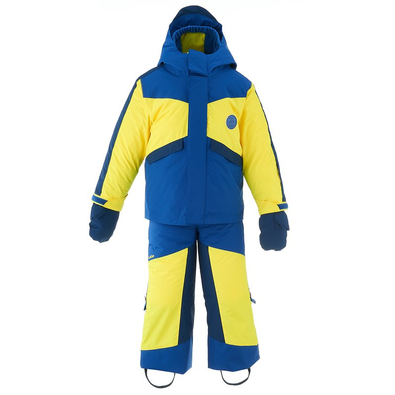 Decathlon, komplet narciarski dla dzieci Wed'ze, 249,99 PLN (2).jpg