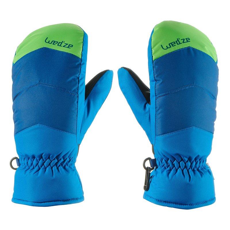 Decathlon, rękawice jednopalczaste dla dzieci Wed'ze, 39,99 PLN (2).jpg
