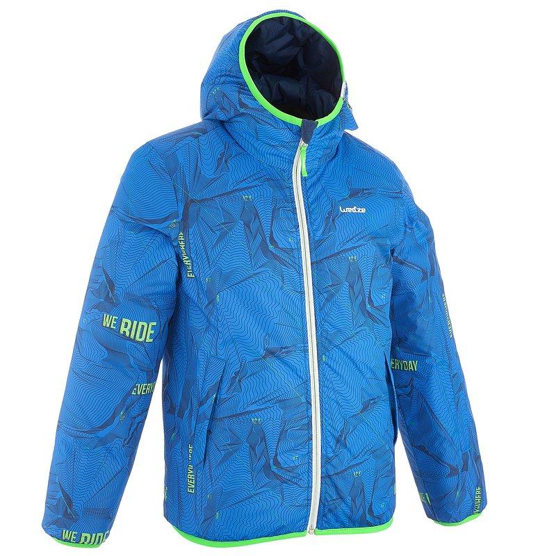 Decathlon, kurtka narciarska warm reverse dla dzieci Wed'ze, 129,99 PLN.jpg
