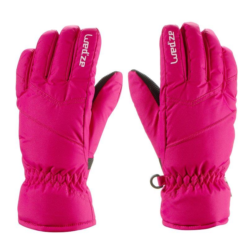 Decathlon, rękawice narciarskie dla dzieci Wed'ze, 49,99 PLN.jpg