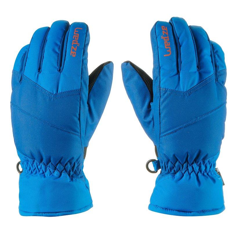 Decathlon, rękawice narciarskie dla dzieci Wed'ze, 49,99 PLN (2).jpg