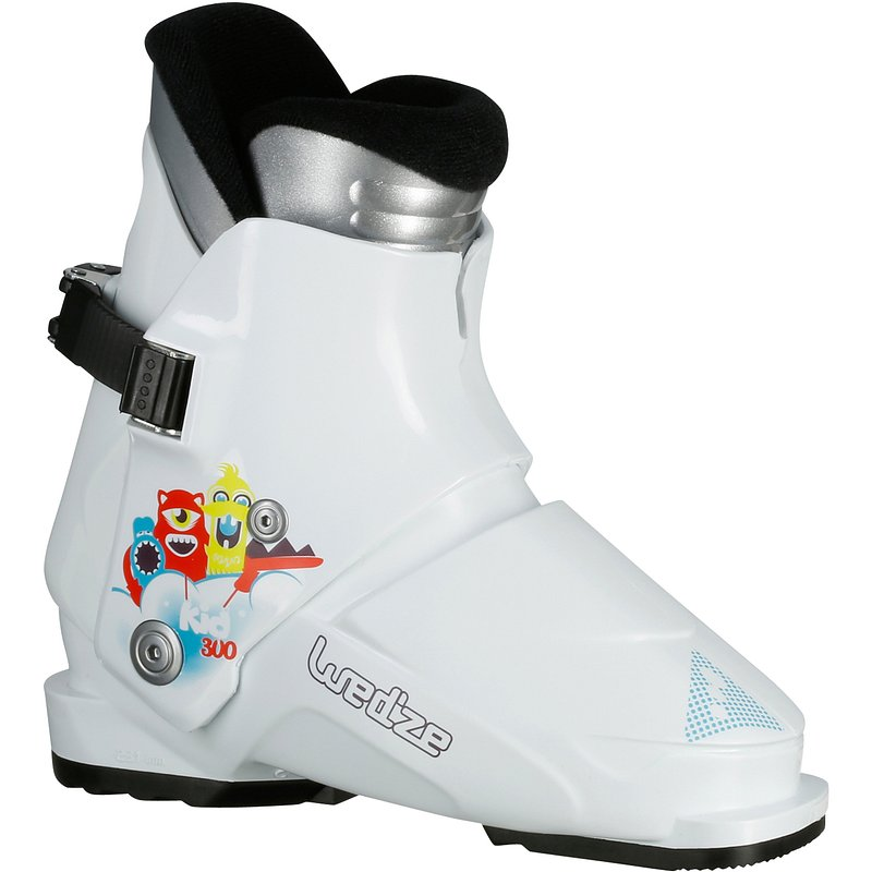 Decathlon, buty narciarskie dla dzieci Wed'ze, 199,99 PLN.jpg