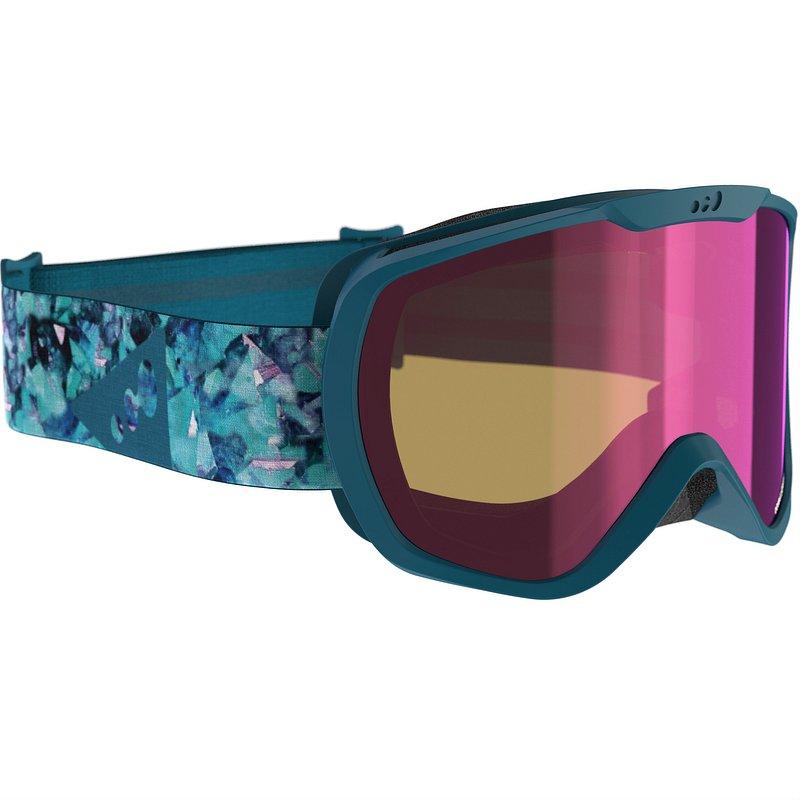 Decathlon, gogle narciarskie dla dzieci i kobiet Wed'ze, 99,99 PLN.jpg