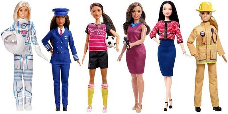 Lalki Barbie™ Kariera