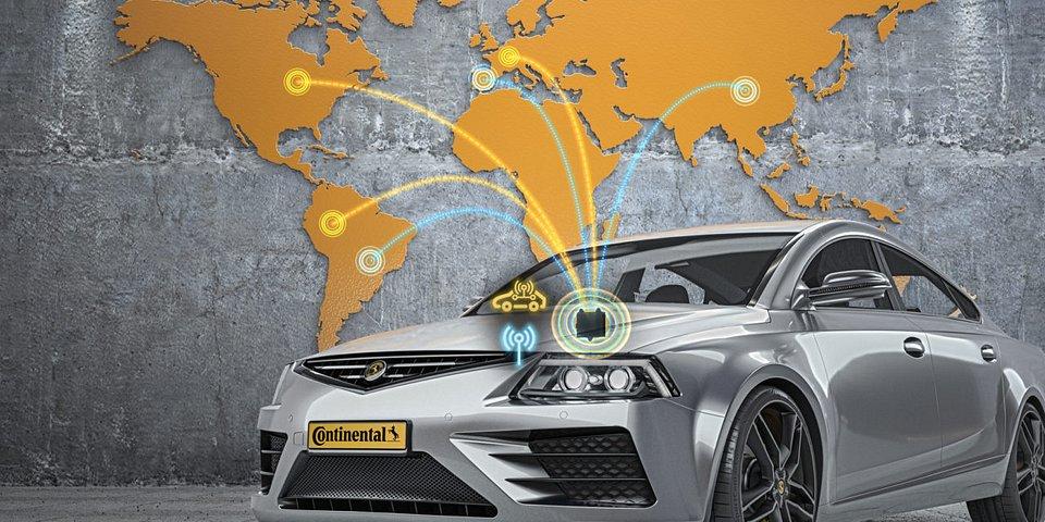 Continental łączy sieć 5G z technologiami V2X w jedną platformę i zdobywa kolejne nagrody.