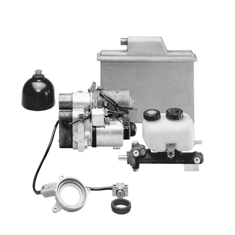 MK I był pierwszym system hamowania Continental z funkcją ABS, który zadebiutował podczas targów IAA 1969 we Frankfurcie nad Menem.