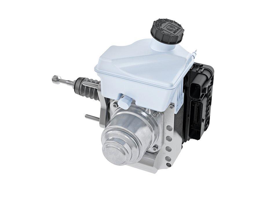 MK C1 to system hamowania najnowszej generacji od Continental, bazujący na ESP (w tym ABS i TCS) i oferujący ponad 50 dodatkowych funkcji.