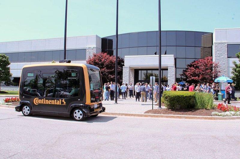 Robo-taksówki są już testowane w warunkach rzeczywistych.