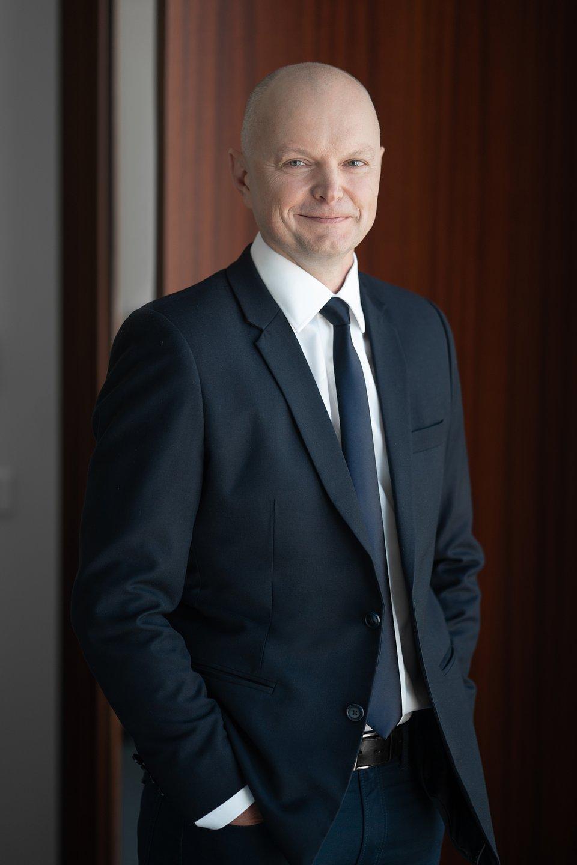 Paweł Siwek, Dyrektor Zarządzający Alstom Konstal S.A.