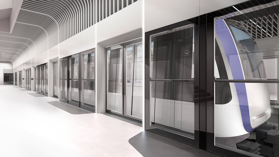 Alstom Design&Styling | RCP | Metropolis