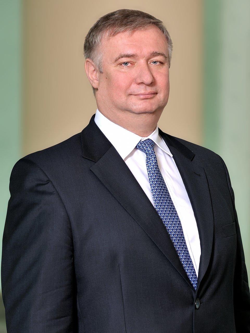 Sławomir Nalewajka, Dyrektor Zarządzający Alstom w Polsce, na Ukrainie i w Krajach Bałtyckich.