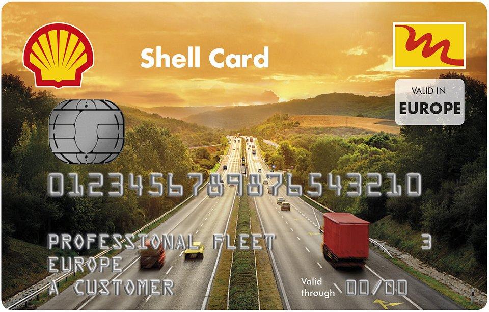 Nowa odsłona karty paliwowej Shell