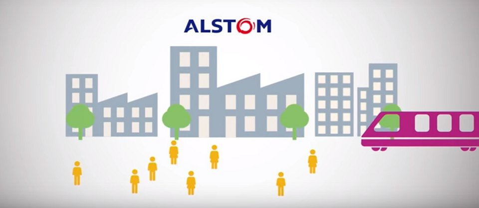 Kliknij w obraz, aby obejrzeć film o  społecznej odpowiedzialności biznesu w Alstom