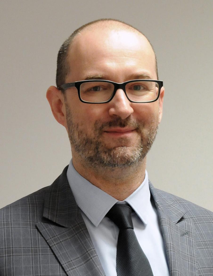 mec. Maciej Priebe, rzecznik patentowy, Partner w Kancelarii Prawnej Chałas i Wspólnicy.