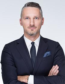 Marcin Kozłowski, adwokat w kancelarii Chałas i Wspólnicy.