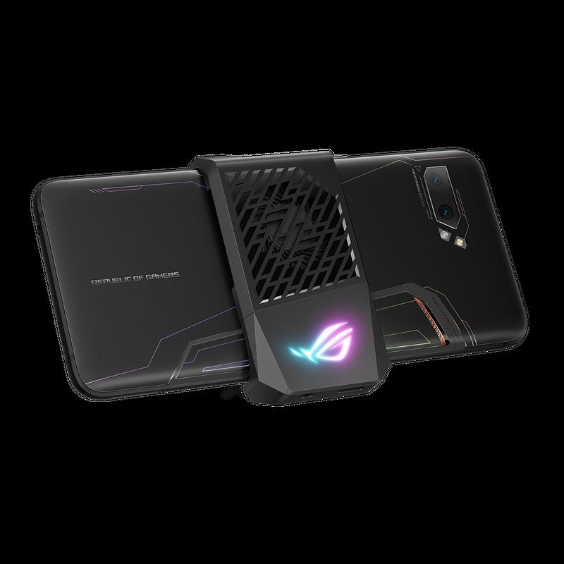 ROG Phone II_ZS660KL_Matte Black_AeroActive Cooler II_02.png