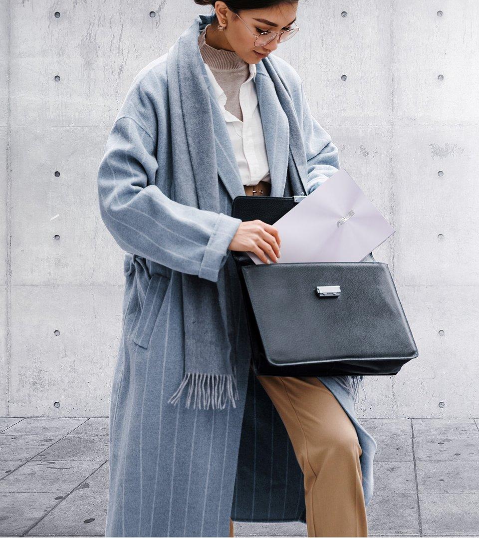 ASUS ZenBook 14 - UX425 - Lilac Mist - Serious-portable.jpg