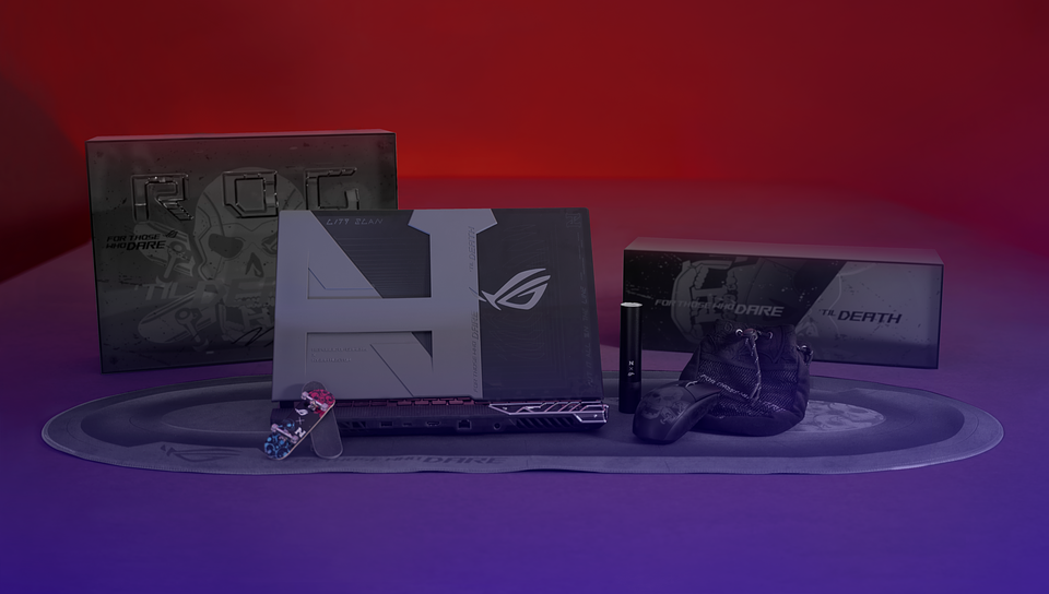 The family photo of ROG Strix Nyjah Huston Special Edition.png