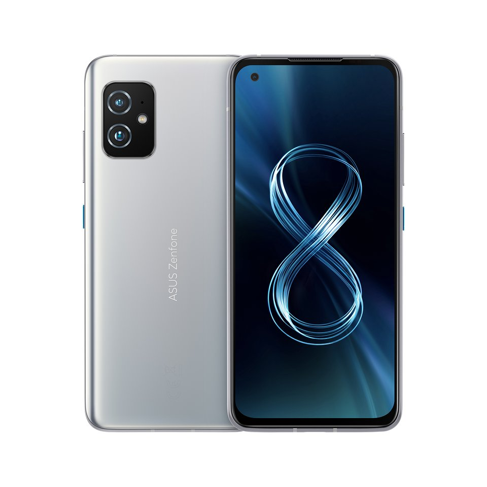 Zenfone 8_ZS590KS_Group photo_Horizon Silver_01.jpg