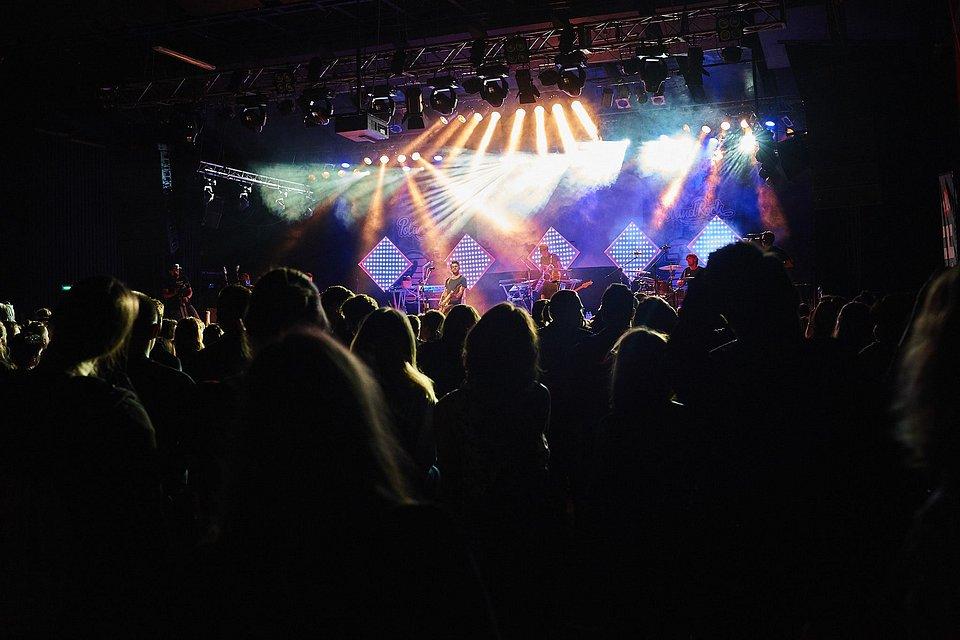 Happysad na Finale Eliminacji do 24. Pol'and'Rock Festival/fot. Ola Drutkowska