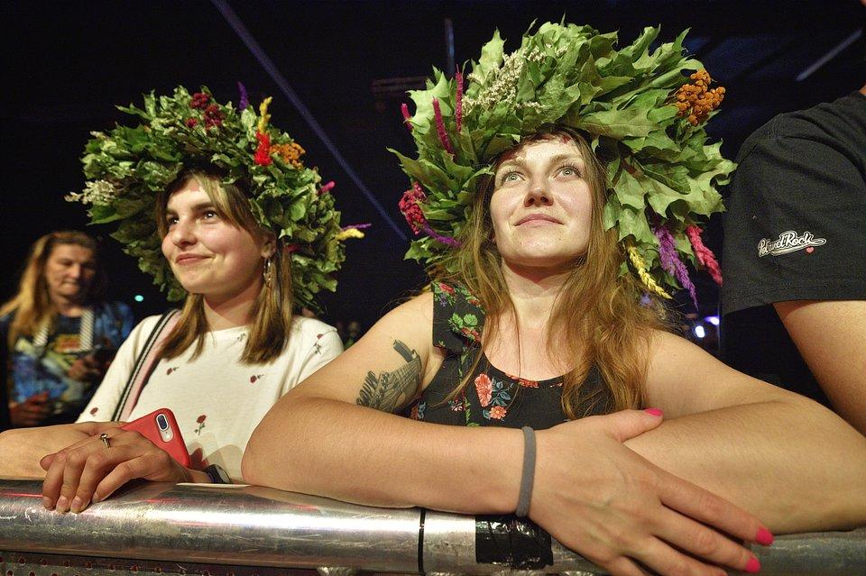Publiczność Eliminacji do Pol'and'Rock Festival./fot. Paweł Krupka