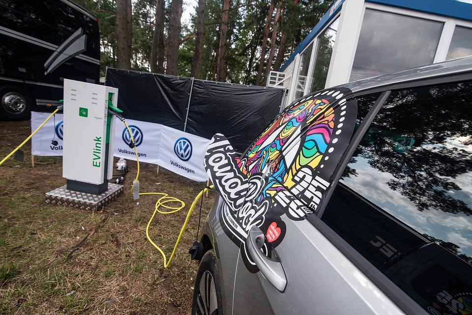 Flota VW Autoweber na Najpiękniejszym Festiwalu Świata / fot. Dominik Malik