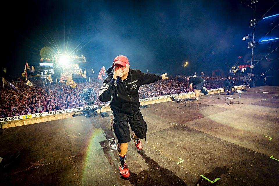 25. Pol'and'Rock Festival, fot. Łukasz Widziszowski