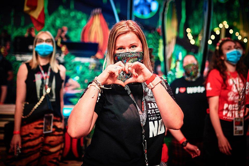 Studio 26. Pol'and'Rock Festival, fot. Ola Drutkowska