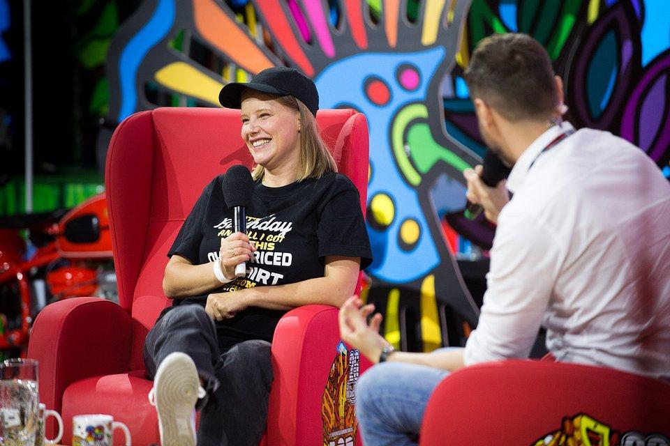 Joanna Kulig, fot. Lucyna Lewandowska
