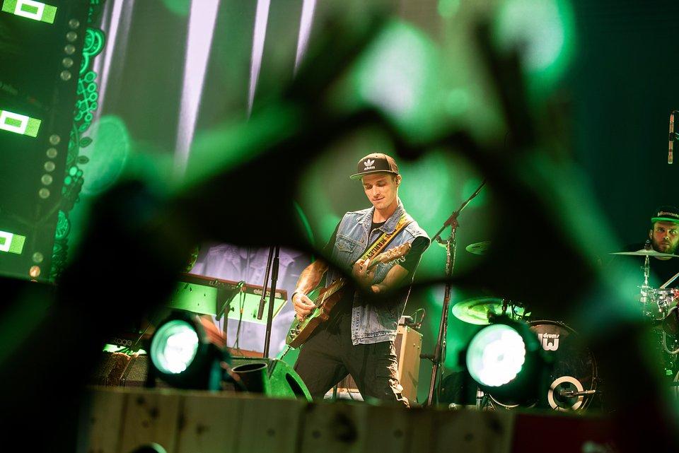 Bethel na Najpiękniejszej Domówce Świata. Kliknij, by obejrzeć koncert. fot. Dominik Malik.