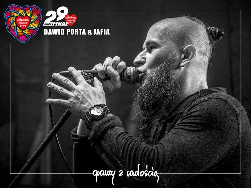 Dawid Portasz. fot. materiały prasowe zespołu