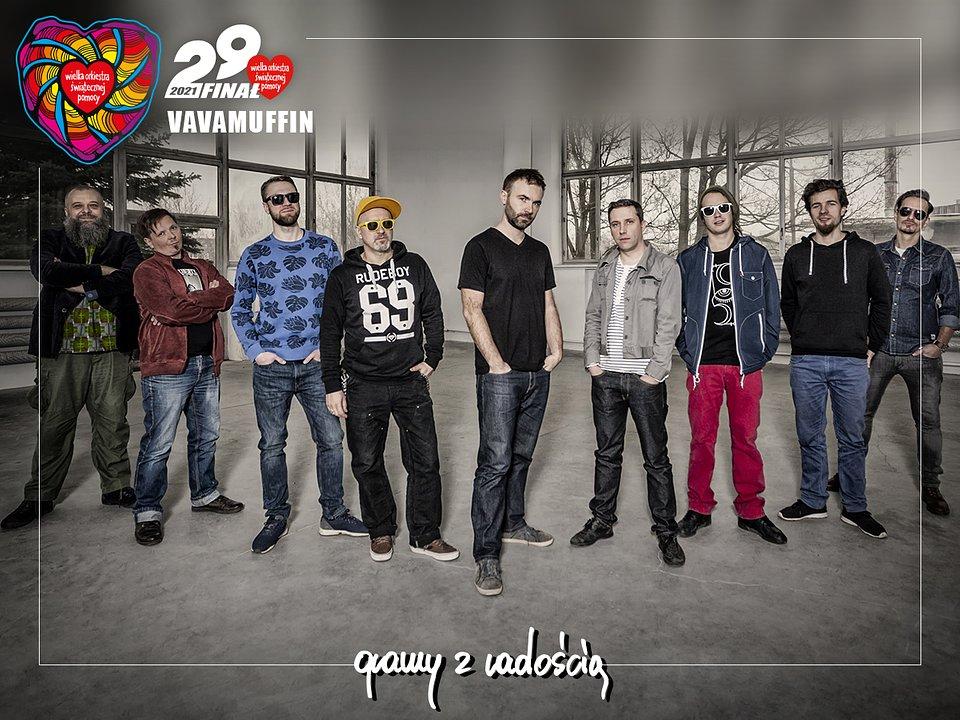 Vavamuffin. fot. materiały prasowe zespołu